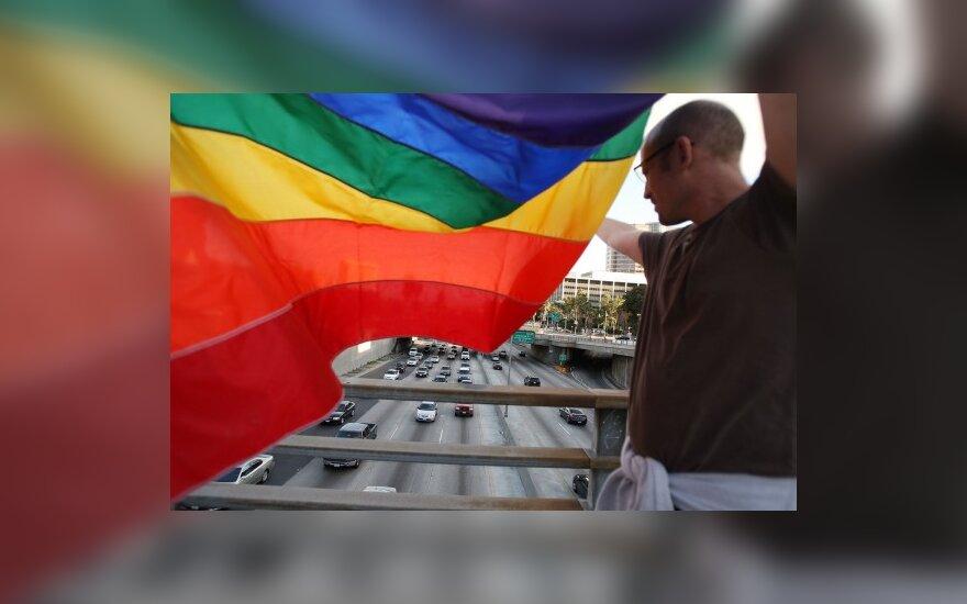 Vaikus nuo homoseksualų saugančiam Seimui - įspėjimas iš Strasbūro