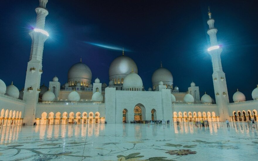 Didžioji šeicho Zaido mečetė