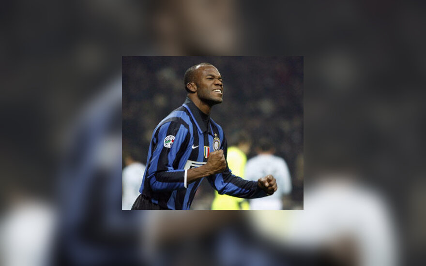 "Davidas Suazo (""Inter"")"