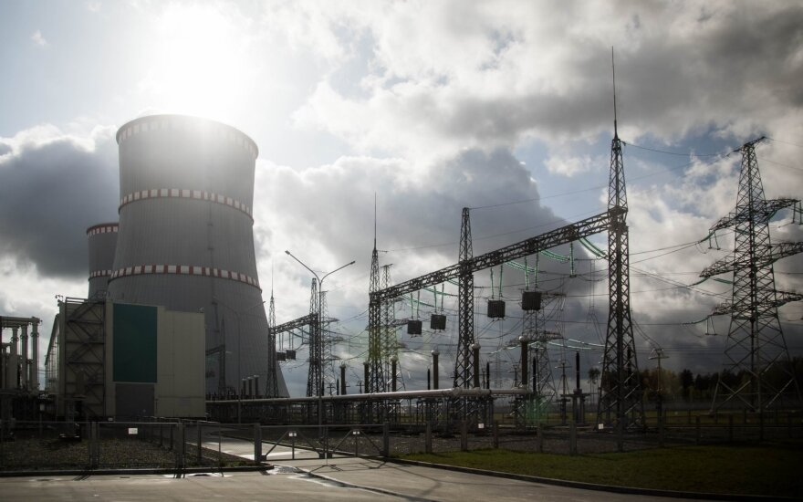 Lithuania starts handing out iodide pills ahead of Astravyets NPP launch