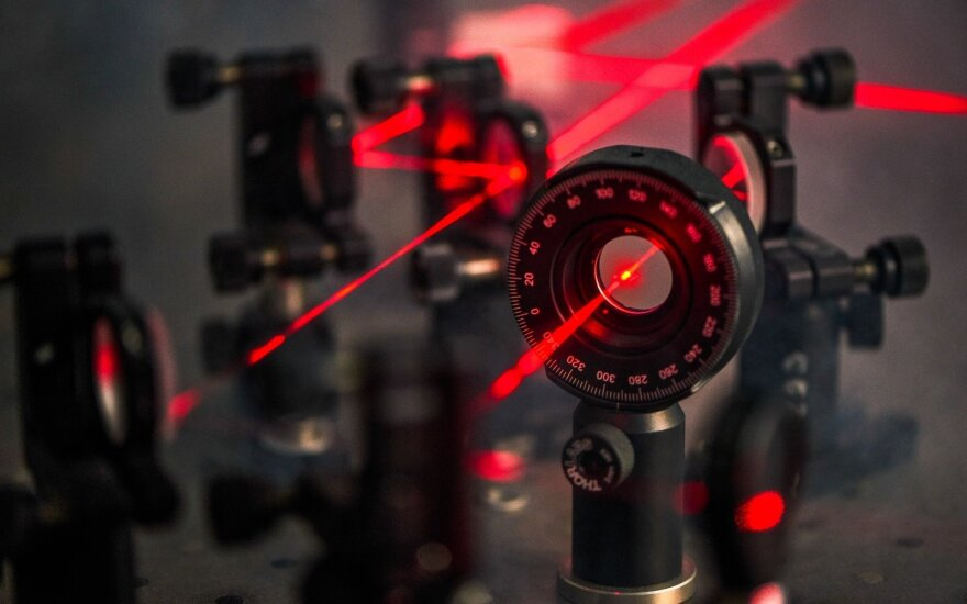 Lithuanian laser professionals at world's largest laser photonics exhibition