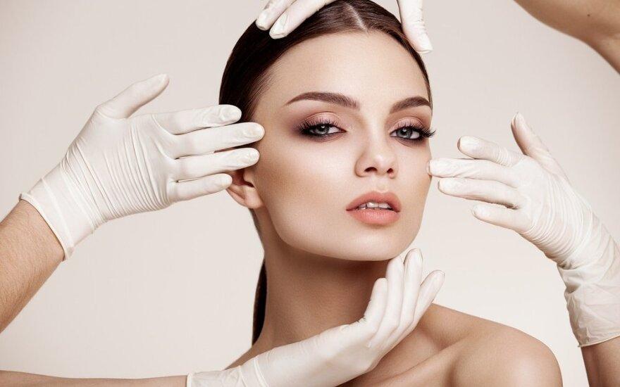 Kosmetinė ir plastinė chirurgija – ne tik moterims, bet ir vyrams