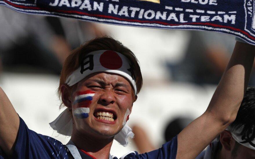 Pasaulio čempionatas: Japonija – Lenkija