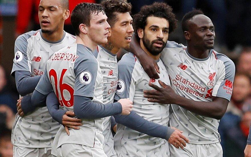 """Premier"" lyga, ""Liverpool"""
