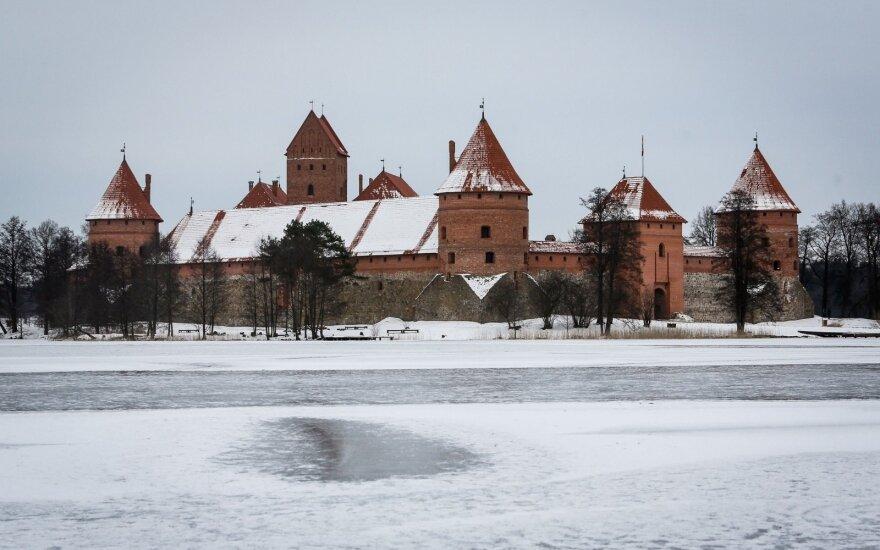 Turistų srautų augimo tempai Trakuose – vieni didžiausių Lietuvoje