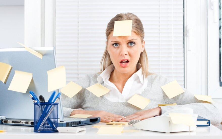 Ką daryti, kad netaptumėte savo tikslų įkaitu: įgūdis, kuris padės išvengti nereikalingo streso