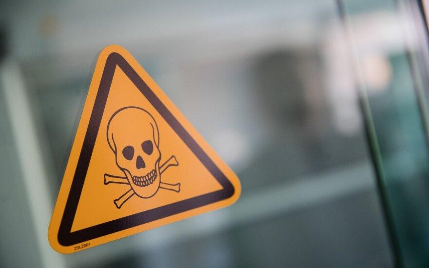 EP sugriežtino pavojingos cheminės medžiagos įsigijimo tvarką