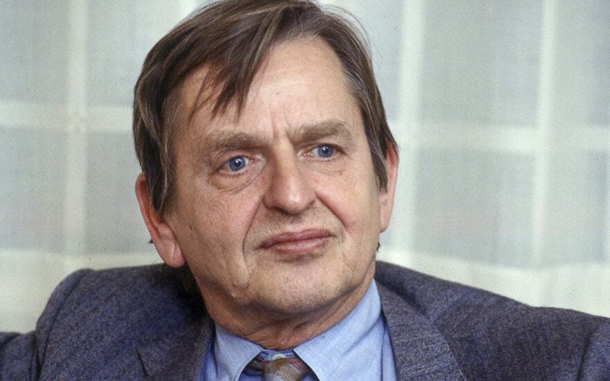 Olofas Palme