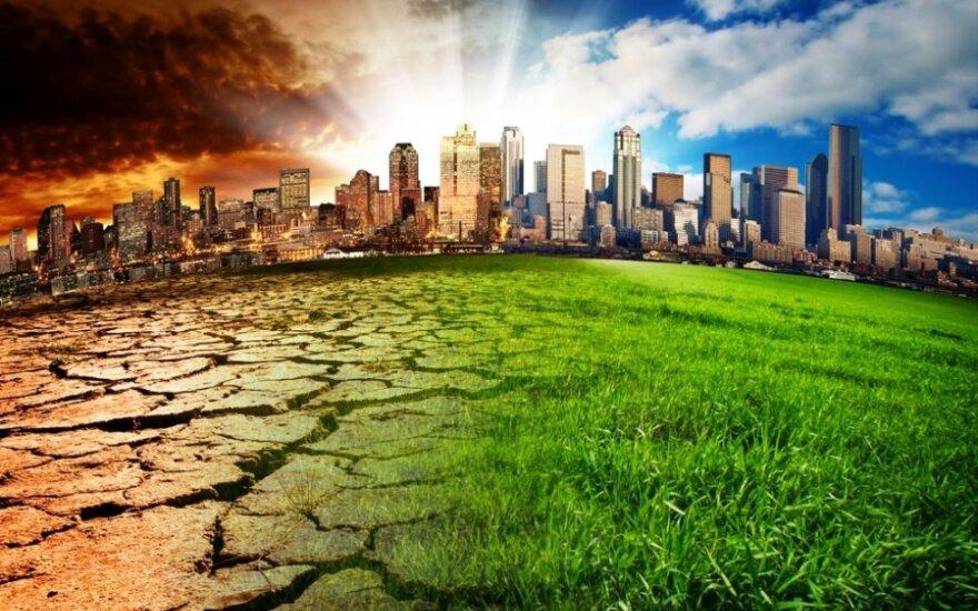 Kokio pasaulio ir klimato norėtume?