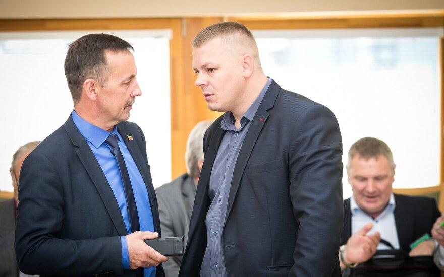 Kęstutis Bacvinka, Kęstutis Smirnovas