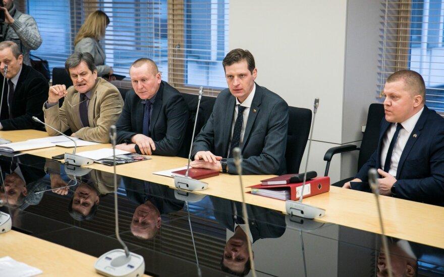 Komisijos dėl LRT veiklos pirmininkas tarptautinių žurnalistų organizacijų narius kviečia į posėdžius