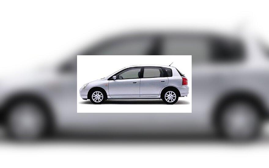 """""""Mini Cooper S"""" automobilis"""
