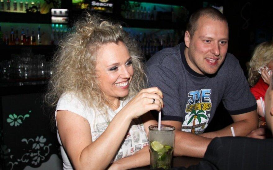Violeta ir Vilius Tarasovai