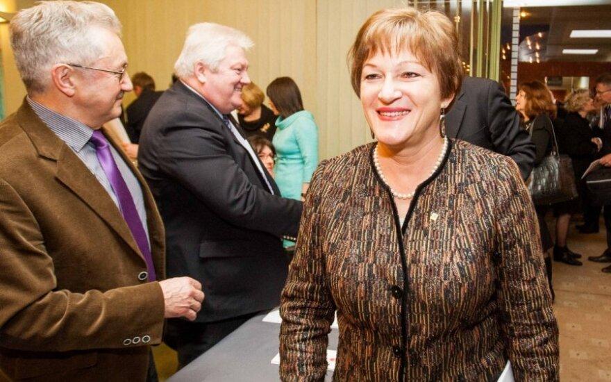 MP Birutė Vėsaitė