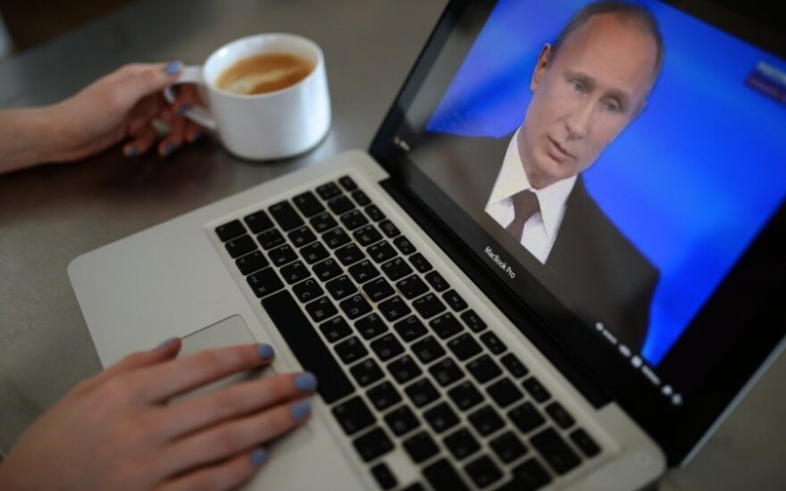 Russian media under ever-tightening grip of the Kremlin