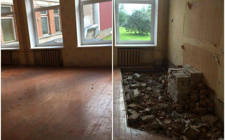 Provincijos mokykloje pamatytas vaizdas sukrėtė: Lietuva yra atsidūrusi gilioje duobėje