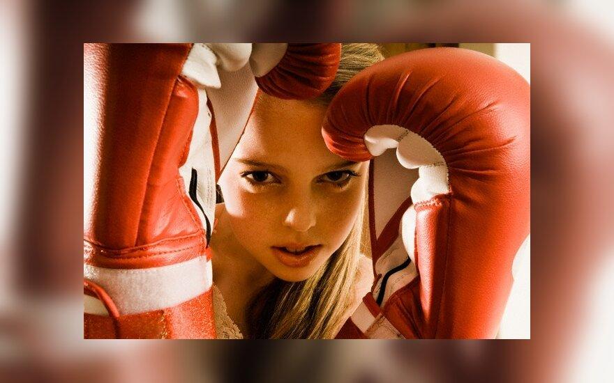 Kokia sporto šaka tinkamiausia mergaitei?
