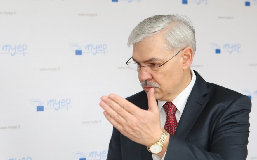 Z. Balčyčiui jau pažadėta šilta eurokomisaro kėdė?