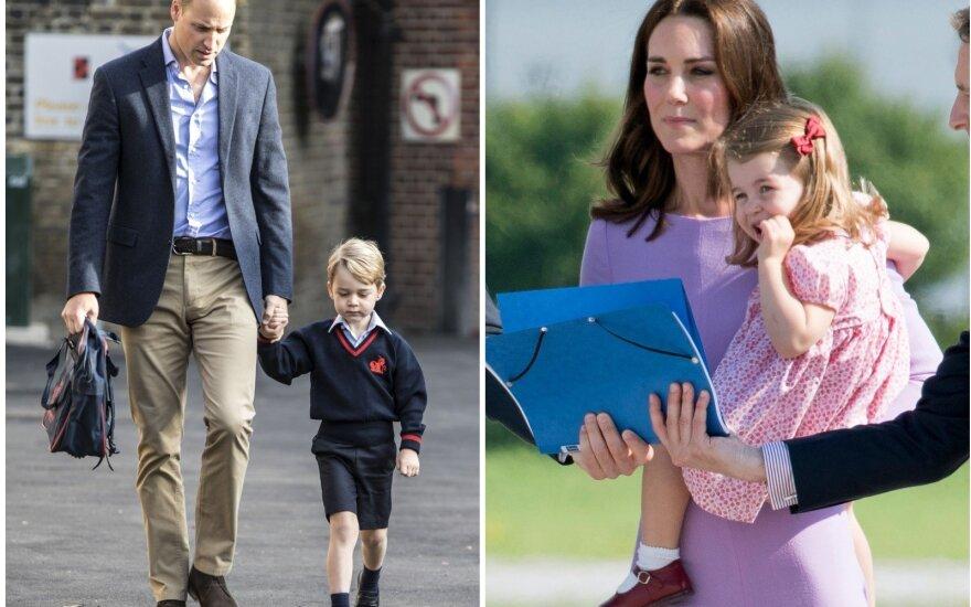 Vienintelis žaislas, kurio princas Williamas su Kate neperka savo vaikams