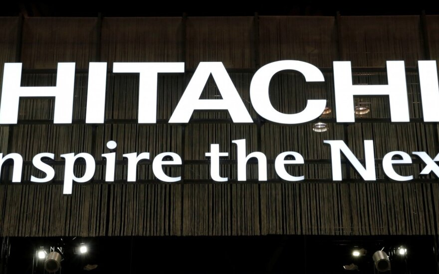 Japan's Hitachi closing office in Lithuania