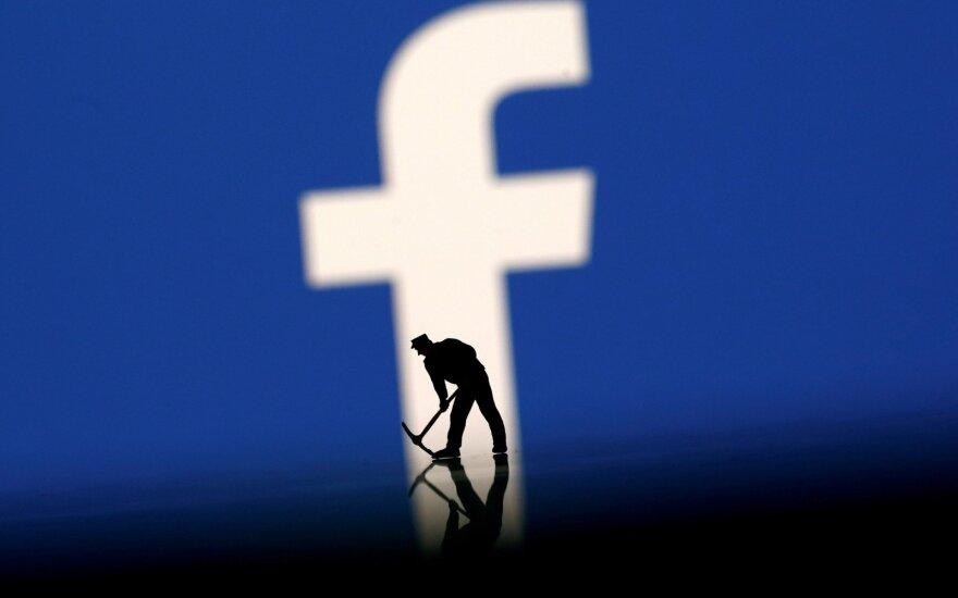 """""""Facebook"""" verslo modelis: jūs esate produktas"""
