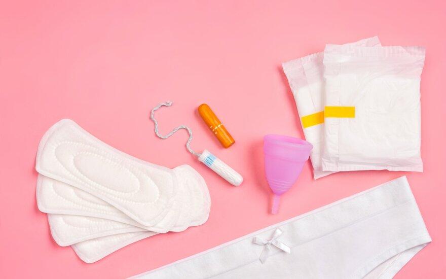 Menstruacinė taurelė