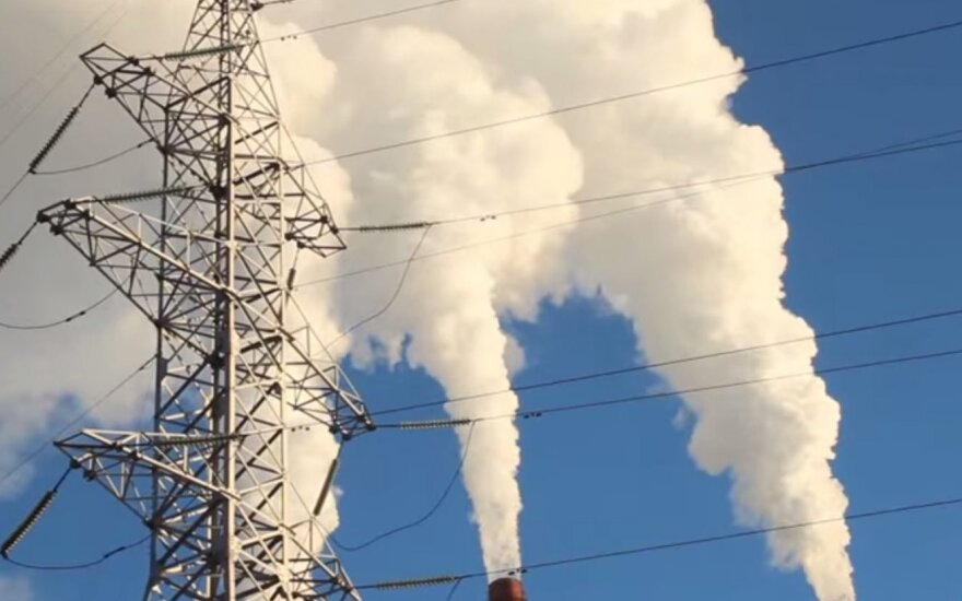 Electricity price edges up in Lithuania