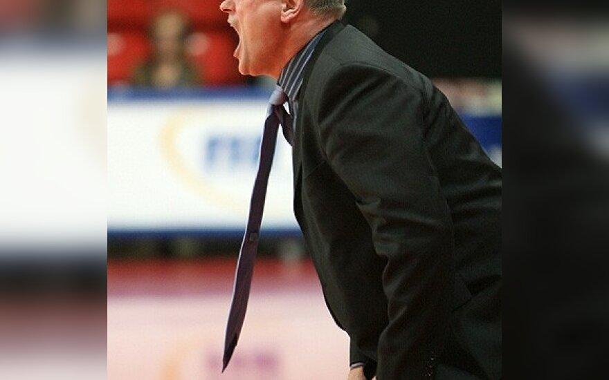 A.Paulausko auklėtinės Rusijos superlygos reguliariajame sezone liko 7-tos