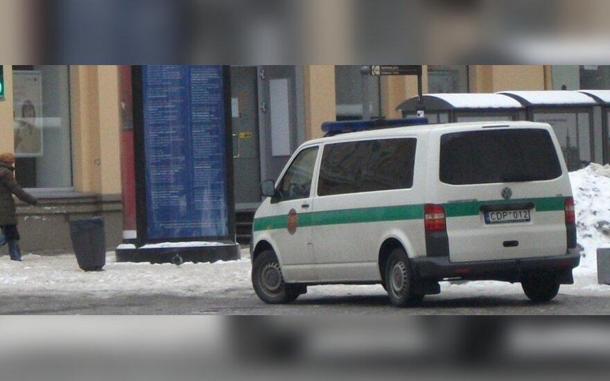 Vilniuje, Pilies g. 2. 2011-01-31, 13.30 val.