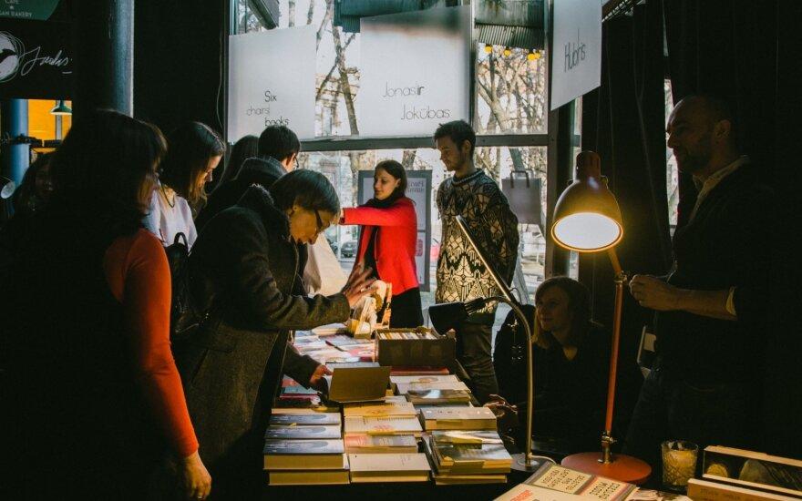 Paviljono knygų savaitgalis 2019