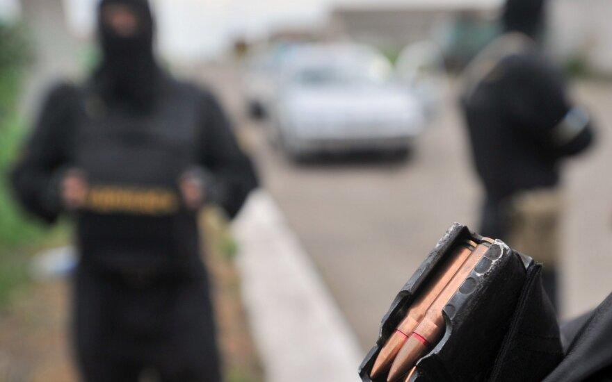 Ukrainos parlamentas metams pratęsė įstatymą dėl Donbaso ypatingojo statuso