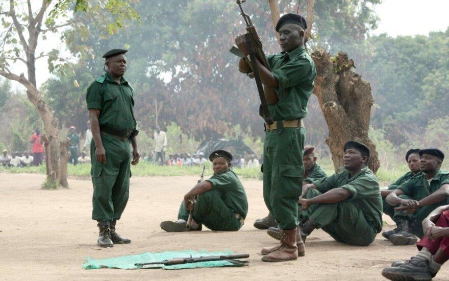Mozambiko pajėgos