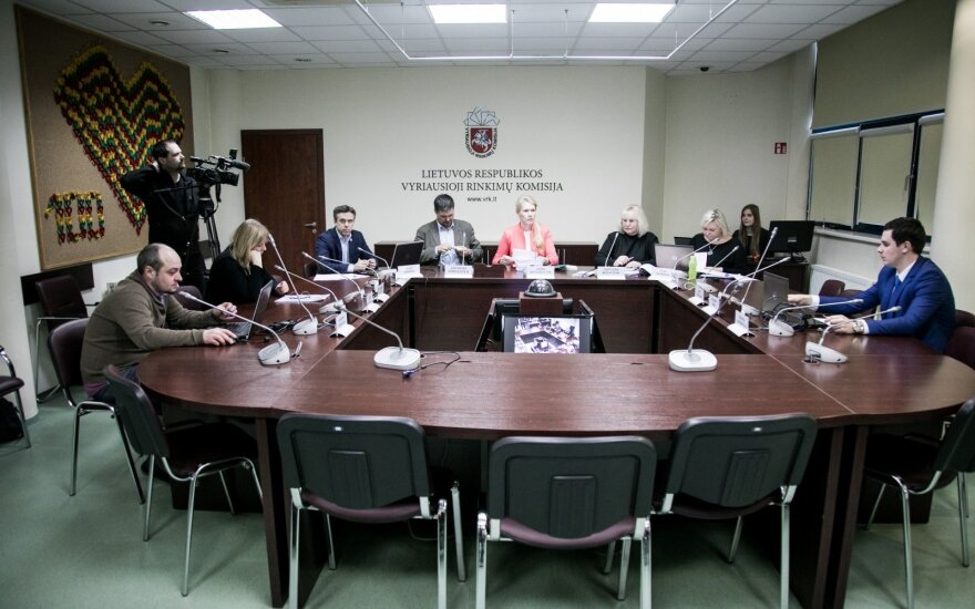 Central Electoral Comission meeting