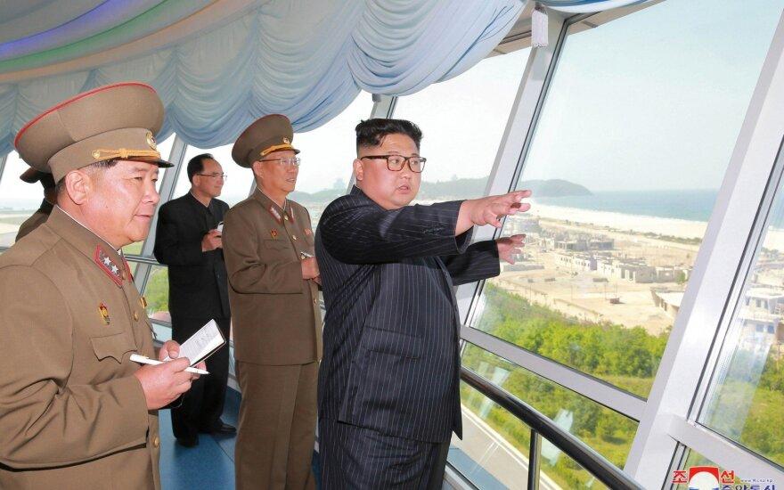 Šiaurės Korėjos kariuomenėje – netikėti pokyčiai