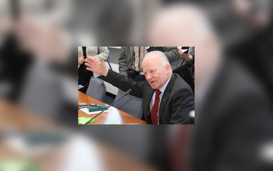 Teismas nagrinės J.Imbraso skundą, bet leis naujai valdžiai dirbti