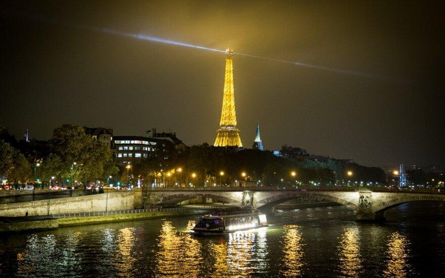Slapti rėmėjai – svarbiausia M. Le Pen korta rinkimuose