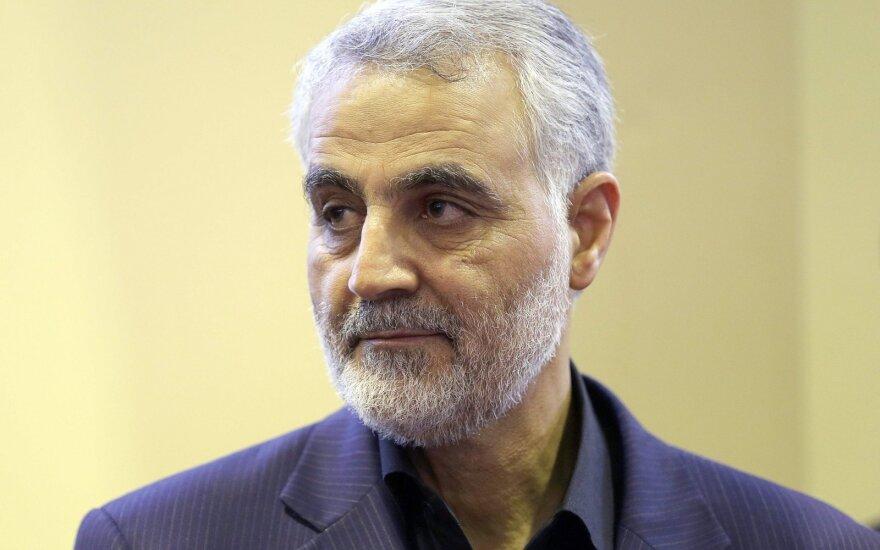 Qasemas Soleimani