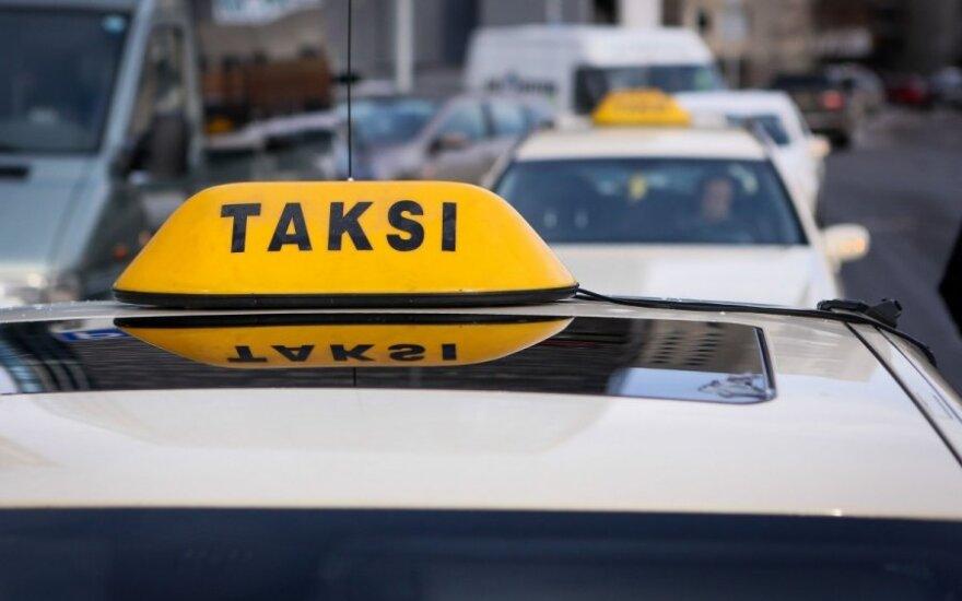 Taksi paslaugos didmiesčiuose – degradacijos link