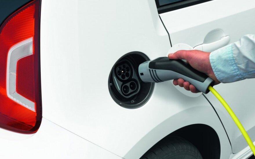 Kiek elektromobilių rieda Lietuvos keliais?