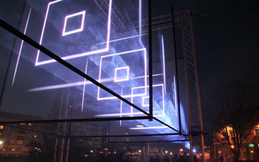 Vilniaus šviesų festivalis skelbia kitų metų temą: jau žino, ką darys, jei būriuotis dar nebus saugu