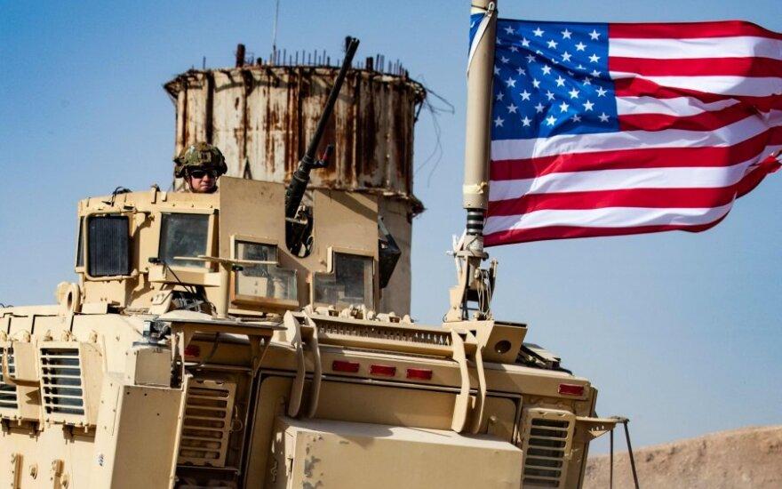 JAV kariai Sirijoje