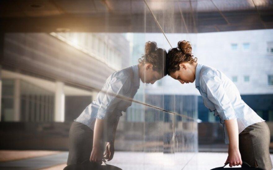 Nuolatinio streso spąstai: kas stiprina nervus