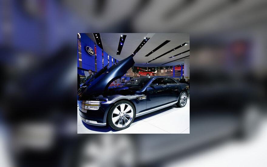 "Koncepcinis ""Ford Interceptor"""