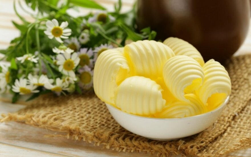 Kuo naudingas lydytas sviestas ghi ir kaip jį pasigaminti