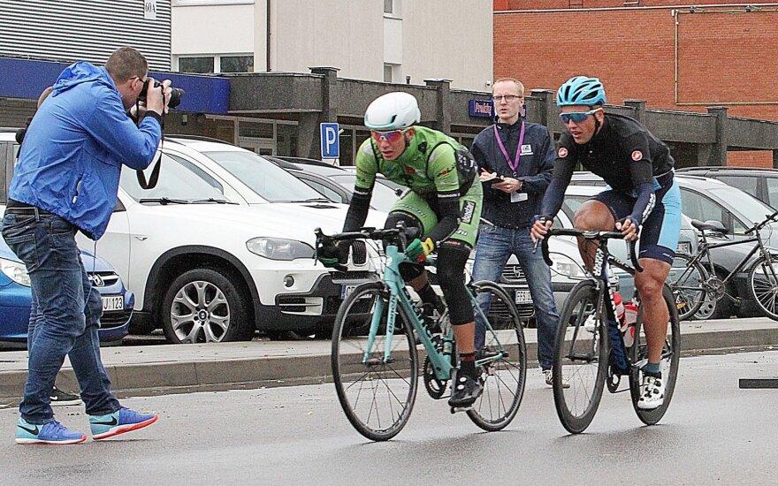 """""""Baltic Chain Tour"""" dviračių lenktynių antras etapas"""