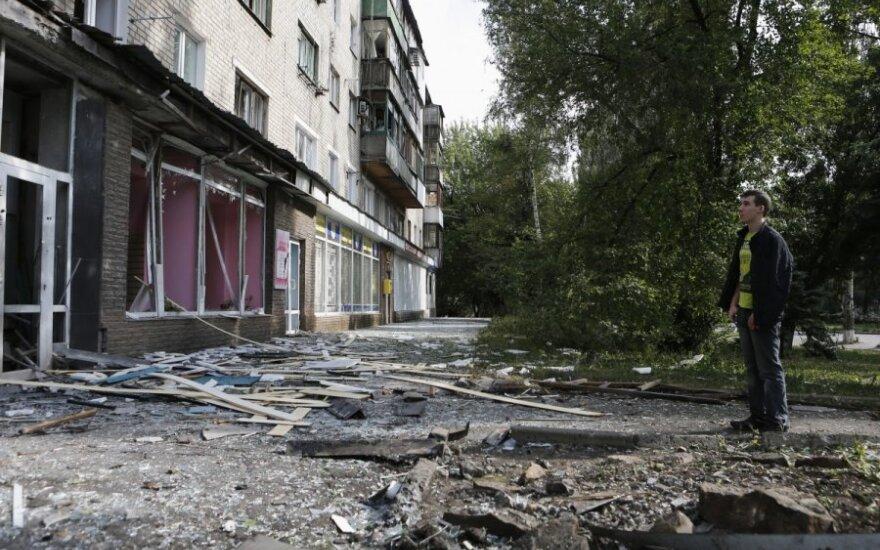 Donetsk, Ukraine