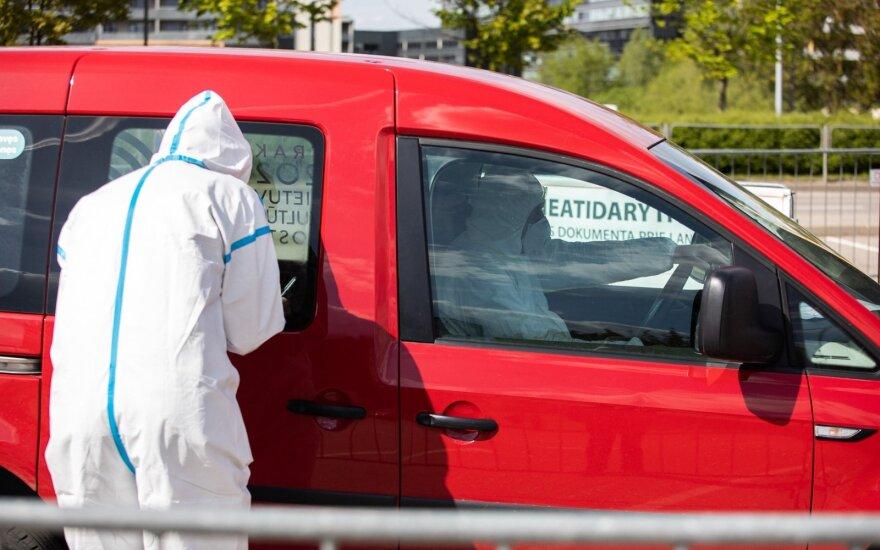 Nauji koronaviruso atvejai Lietuvoje: 7 užsikrėtusieji nejaučia simptomų