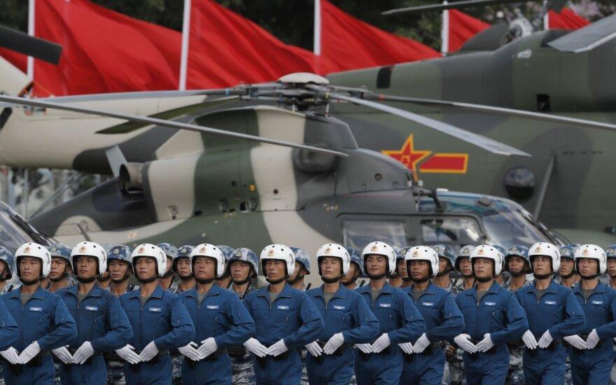Kinija įsteigė tinklalapį pranešimams apie užsienio šnipus
