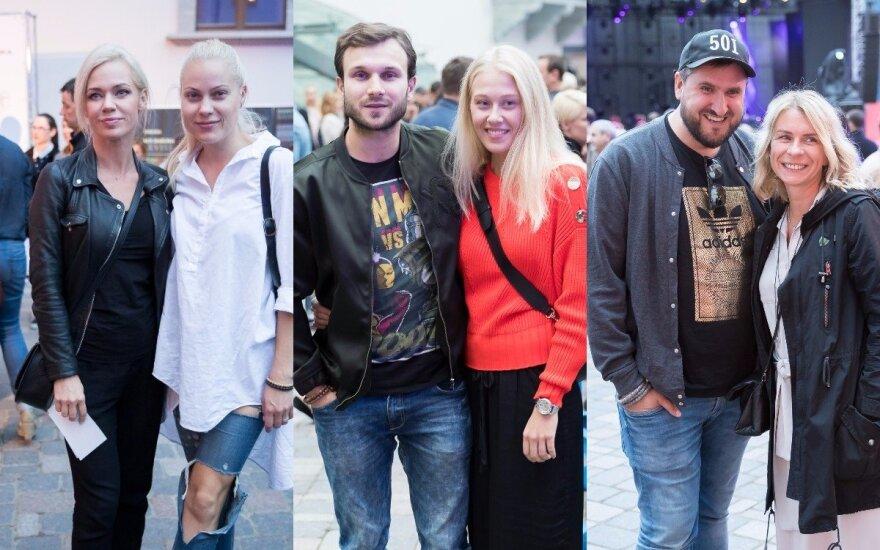 """L. Somovo ir """"Highly Sedated"""" koncerte – žinomų žmonių desantas"""