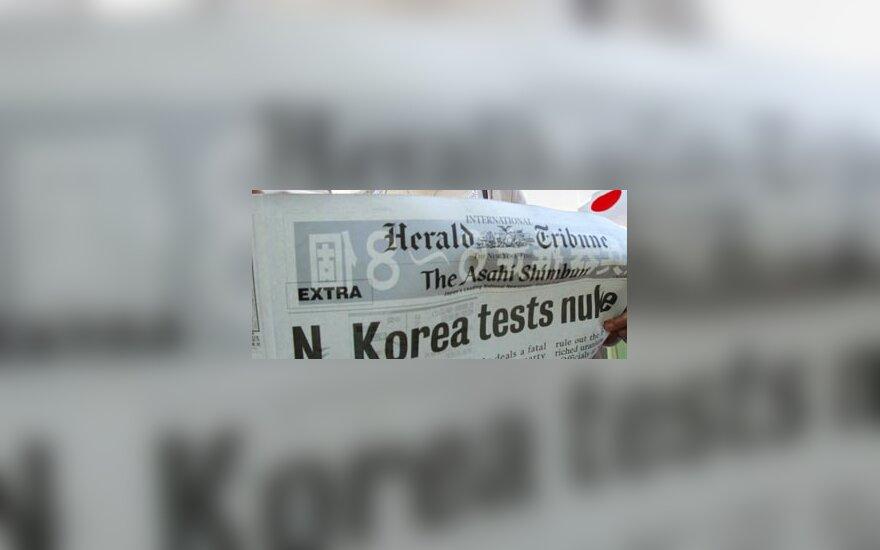 Šiaurės Korėjos branduoliniai bandymai